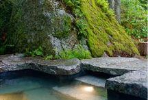 Piscine / Des piscines que l'on aimerait avoir chez soi quelque soit le style.