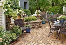 House - Patio/Courtyard/Porch/Veranda
