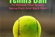 Pain   #   Tennis Ball