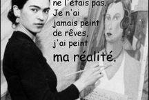 Citations Art Artistes ^^ / Citations autour de l'Art, des peintres de la Créativité . Quotes about Art, Painters, Creativity.
