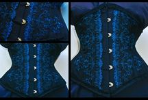 corsets / my production corsets
