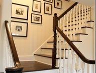 Staircase/Hallway / by Jonee Callahan