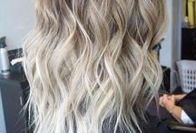 Ombre vlasy