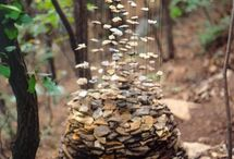 Andy Goldsworthy / British sculptor, photographer and environmentalist.