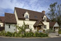 black fox house / beautiful border oak cottage - Herefordshire / by merry albright