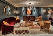 Covet Paris / Interior Design Showroom, interior design showflat in Paris