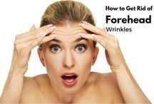 Forehead Wrinkles Remedies