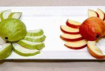 decorazioni cibo