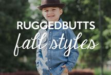 RuggedButts | Fall Styles / by RuffleButts