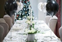 HOME INSPIRATION - PARTY IDEAS
