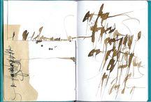 Livro de artista + sketch book