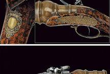 Odd Guns & Weapons