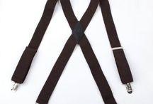 Clothing & Accessories - Suspenders
