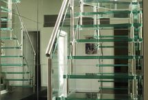 Staircases / Spiral or grand, these staircase ideas make a statement.