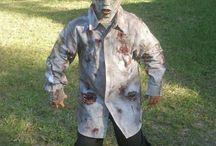zombie dress up
