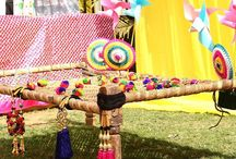 Decor wedding/mehendi
