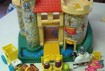 Toy castles