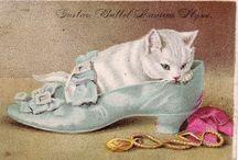 Antique and vintage postcards - Старинные и винтажные открытки / Beautiful cards