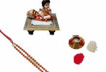 Krishna arti thali for corporate office