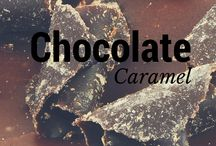 Chocolate / For the love of chocolate! The love we share of chocolaty treats inspired our milk chocolate caramel seasoning flavor.  / by Kernel Season's