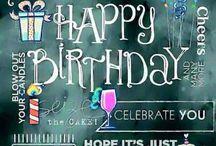 Geburtstagswünsche