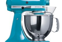 ~Crystal Blue~ / by KitchenAid Australia/New Zealand