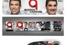 Campaña 2015 // Intendencia
