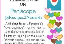 RECIPES2NOURISH