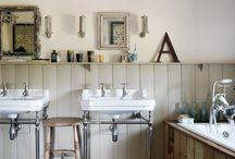 Kupatilo / Ideje za uređenje kupatila