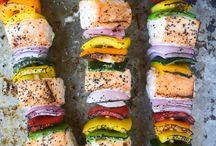 Barbeque&More / Wat is er nu lekkerder dan buiten in de tuin of balkon te genieten van een heerlijke maaltijd bereid op de Barbeque...