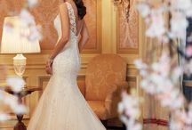 Stunning fishtails / From Enzonai to Sophia Tolli, these dresses are show stoppers.