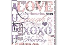 Laugh Love Kiss / Laugh Love Kiss Memories Xoxo Montage