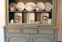 Dining and Kitchen ideas / by Karen Huyler