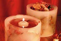 velas ornamentais
