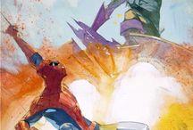 Spiderman / Comic Spiderman
