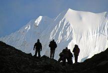 Peak climbings / Awesome peak climbing adventures in the Nepali Himalayas.