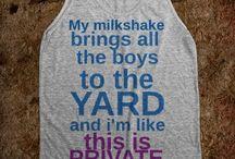 T-Shirt Envy!!! / by Tanya Trout-Bainbridge
