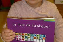 alphabet lettres