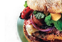 Burgers / Talk about cheeseburgers in paradise. Our collection of burger recipes is so full of meaty goodness, you'll have a hard time choosing your favorite! / by Key Ingredient Recipes