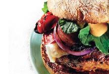 Burgers / by Key Ingredient Recipes