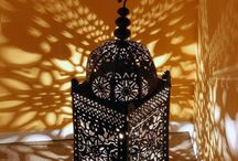 Styling with Moroccan Lamps