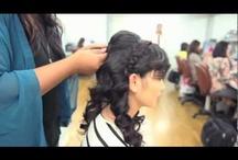 Hair: Curls/waves