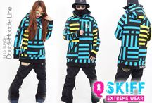 Snowboard Hoodies Bunch 14-15 / New collection of hi-tech snowboard hoodies