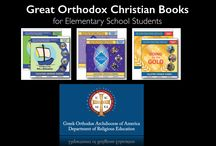 Education resources for Youth Group / Learn about Great Orthodox Christian Books offered by the Department of Religious Education of the Greek Orthodox Archdiocese. / by Orthodox Christian Network