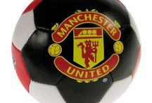 Manchester United Footballs / Softballs / Official Manchester United Footballs / Softballs