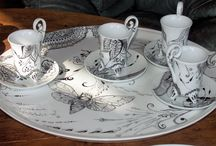 Porcelain painting ideas