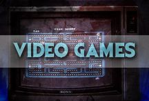 Horror Video Games / Some of our iHorror Favorite Horror video games.