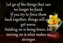 Words of wisdom / by Gail Sweeney