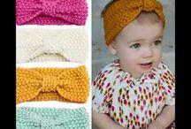 Ropa para niños al crochet