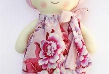Handmade Cloth Dolls